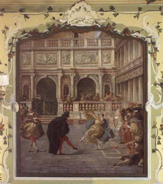 Giuseppe Ponga-Carnevale in Piazza S.Marco