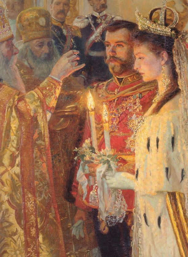 Matrimonio Romanov : Abiti e gioielli tra il fastoso pacchiano page