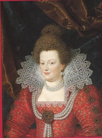 db53d36b3877a (3) - Frans Pourbus il Giovane - Ritratto di Maria de  Medici